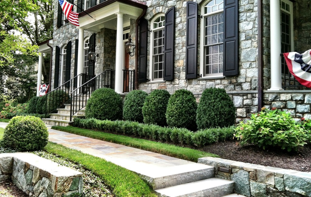 landscapers in northern virginia, maryland, washington, dc