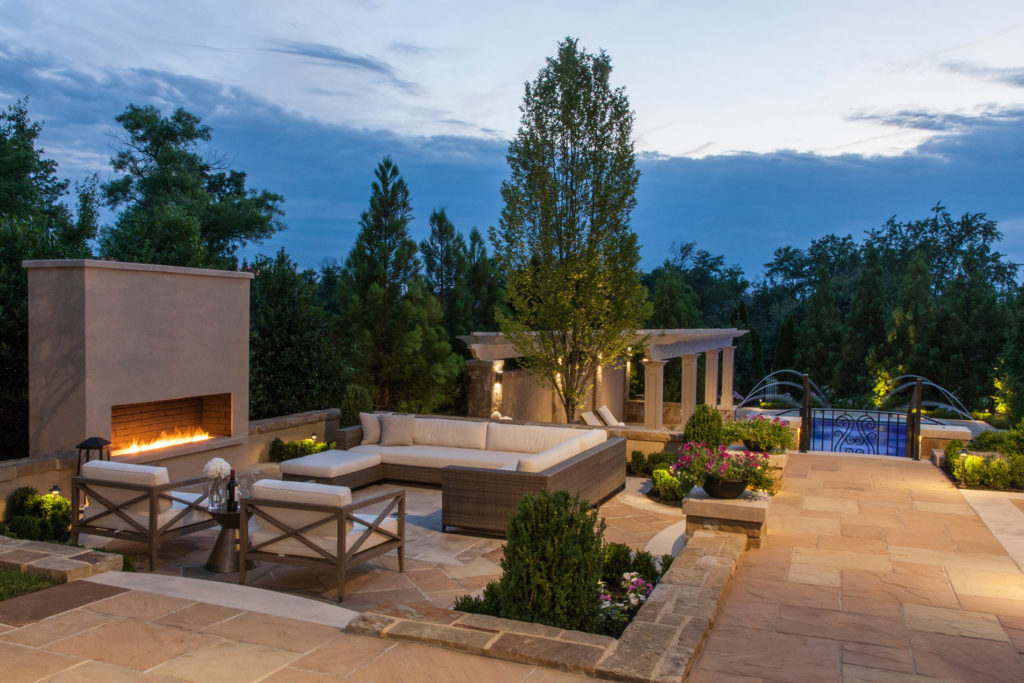 Landscape maintenance & design in bethesda, md